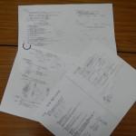生徒の書き込み参考書